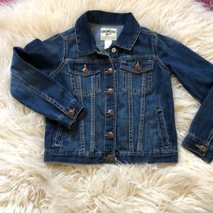 Classic Kids Denim Jacket 😎